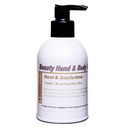 Beauty Hand Body Soap 200ml
