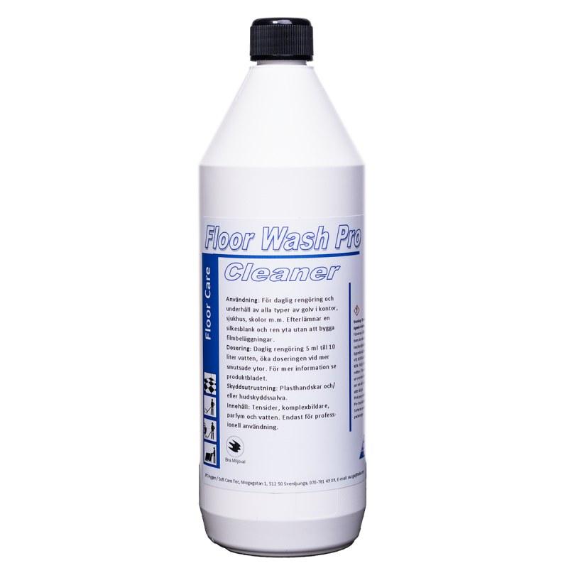 Floor Wash Pro Cleaner 1 L