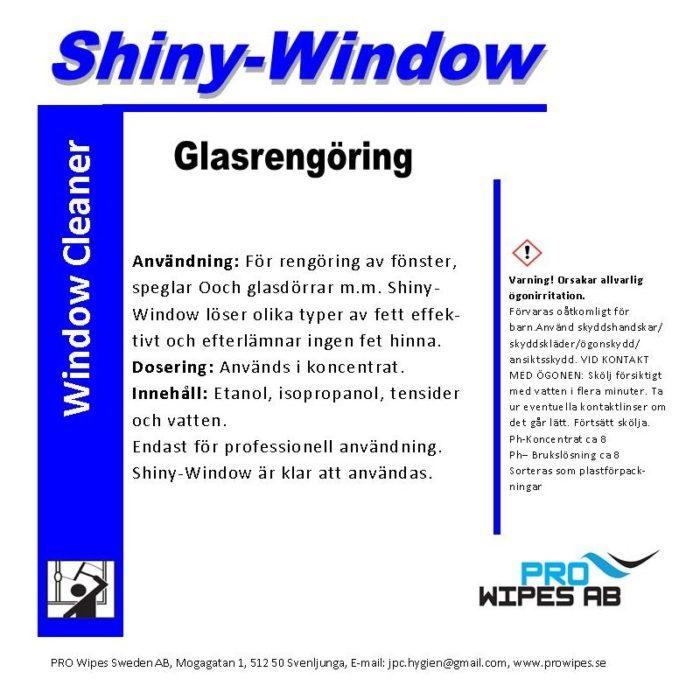Shiny-Window