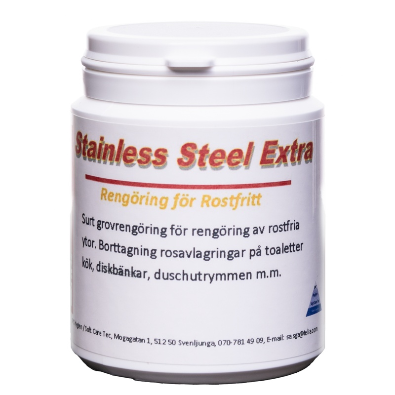 Stainless Steel Extra 250ml